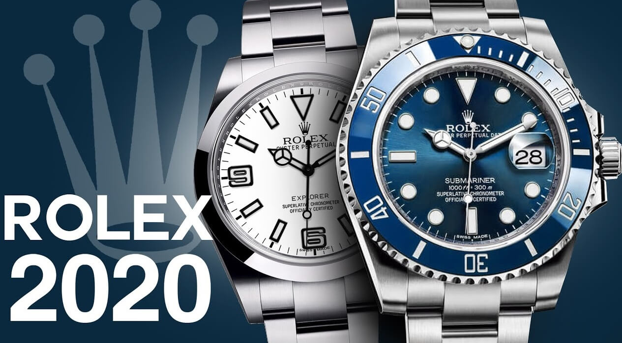 Replica Rolex New Watches 2020